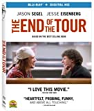 The End of the Tour (Blu-ray + Digital HD) - November 3