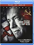 Bridge of Spies (Blu-ray + DVD + Digital HD) - February 2