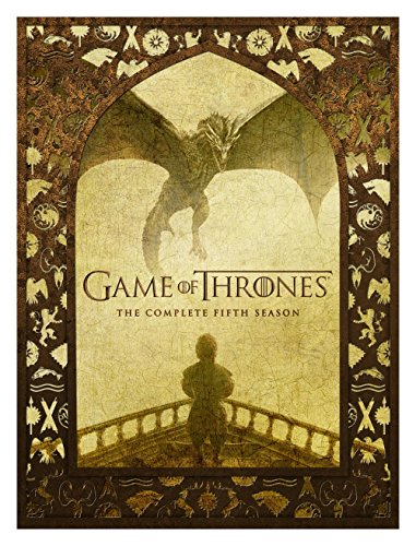 Game of Thrones: The Complete Fifth Season DVD