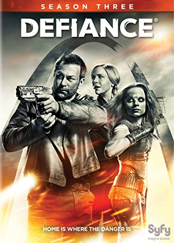 Defiance: Season Three DVD