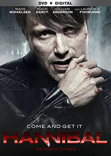 Hannibal: Season 3 DVD