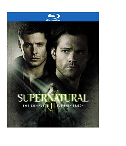 Supernatural: Season 11 [Blu-ray] DVD