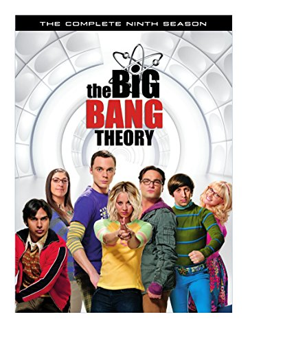 The Big Bang Theory: Season 9 DVD