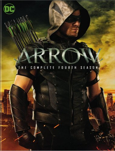 Arrow: Season 4 DVD