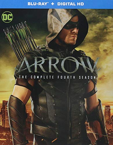 Arrow: Season 4 [Blu-ray] DVD
