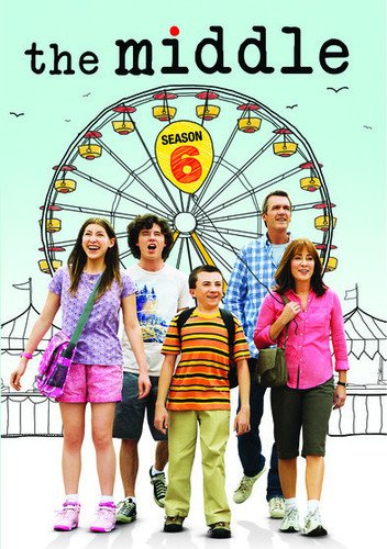 The Middle: Season 6 DVD