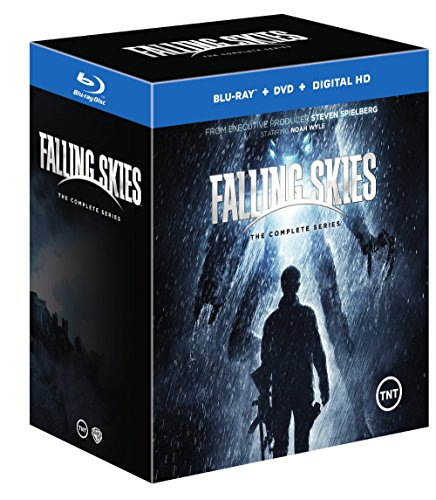 Falling Skies: The Complete Series [Blu-ray] DVD