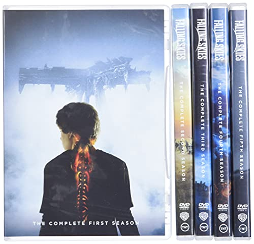 Falling Skies: The Complete Series DVD