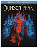 Crimson Peak (Blu-ray + DVD + Digital HD) - February 9