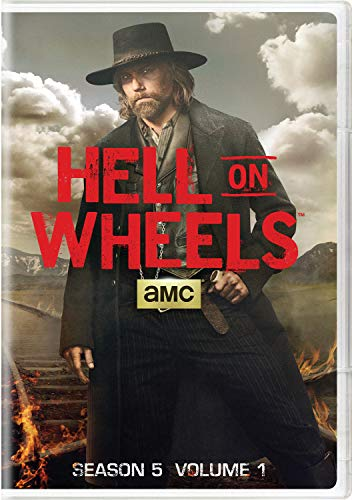 Hell on Wheels - Season 5 DVD