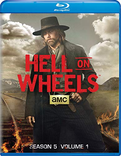 Hell on Wheels, Season 5, Volume 1 [Blu-ray] DVD