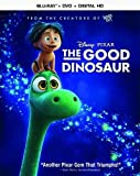 The Good Dinosaur (Blu-ray + DVD + Digital HD) - February 23