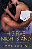 Free eBook - His Five Night Stand