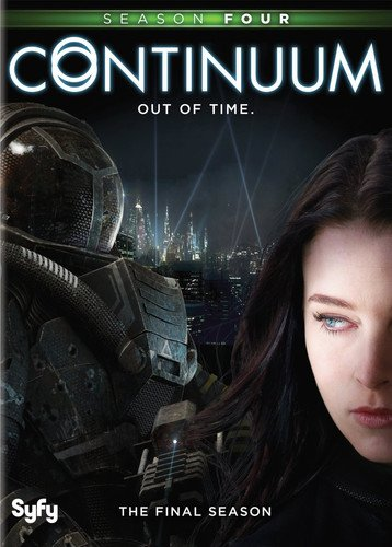 Continuum: Season Four DVD