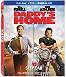 Daddy's Home (Blu-ray + DVD + Digital HD) - March 22