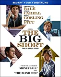 The Big Short (Blu-ray + DVD + Digital HD) - March 15