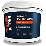 Product Image of THE PROTEIN WORKS Peanut Butter Luxe, Ultra Pure, High...