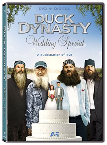 Duck Dynasty: Wedding Special [DVD + Digital] DVD