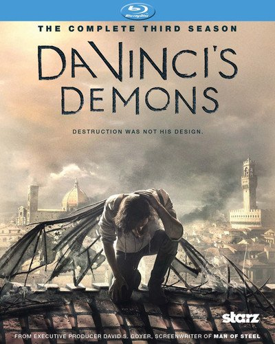 Da Vinci's Demons: Season 3 [Blu-ray] DVD