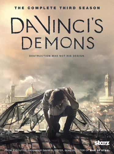 Da Vinci's Demons: Season 3 DVD