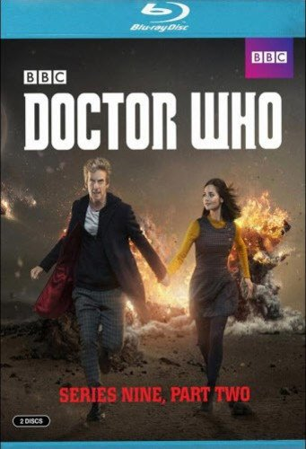 Doctor Who: Series 9 Part 2 [Blu-ray] DVD