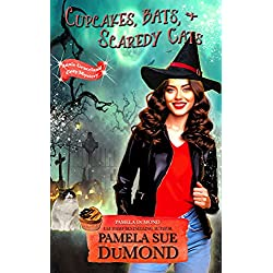Cupcakes, Bats, and Scaredy Cats (An Annie Graceland Cozy Mystery Book 6)
