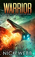 Book Cover: Warrior by Nick Webb