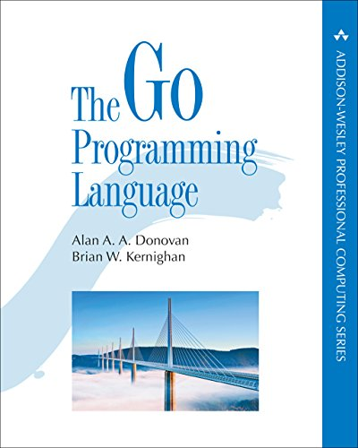 415. The Go Programming Language (Addison-Wesley Professional Computing Series)