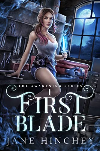First Blade by Jane Hinchey