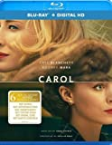 Carol (Blu-ray + Digital HD) - March 15