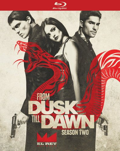 From Dusk Till Dawn: The Series: Season 2 [Blu-ray] DVD