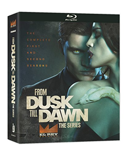From Dusk Till Dawn: The Series - Season 1 & 2 [Blu-ray] DVD