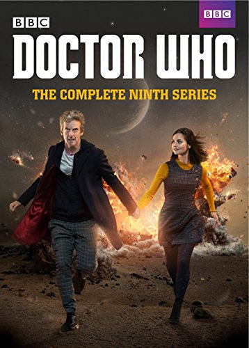 Doctor Who: Complete Series 9 DVD