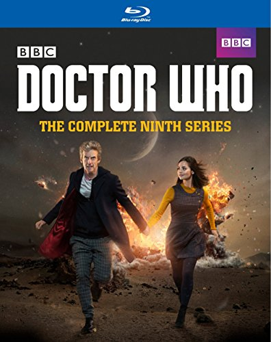Doctor Who: Complete Series 9 [Blu-ray] DVD