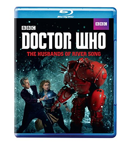 Doctor Who: The Husbands of River Song [Blu-ray] DVD