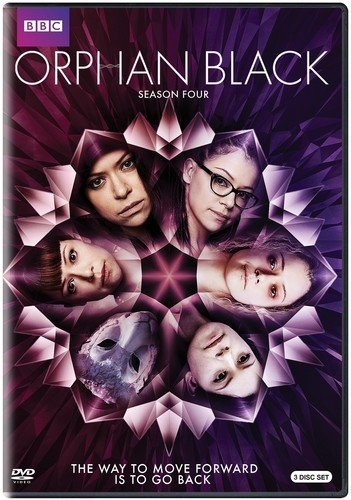 Orphan Black: Season Four DVD