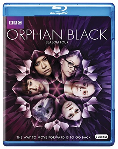 Orphan Black: Season Four [Blu-ray] DVD
