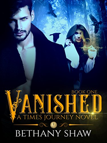 Vanished by Bethany Shaw