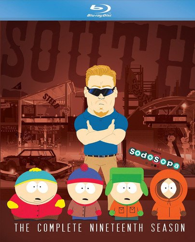 South Park: Season 19 [Blu-ray] DVD