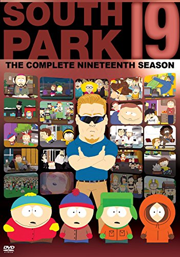 South Park: Season 19 DVD