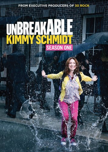Unbreakable Kimmy Schmidt: Season 1 DVD