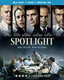 Spotlight (Blu-ray + DVD + Digital HD) - February 23