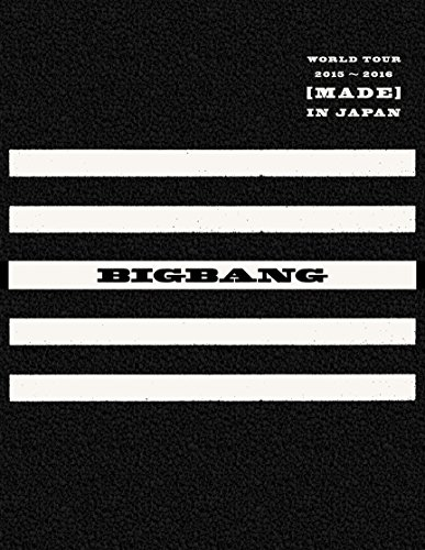 BIGBANG WORLD TOUR 2015~2016 [MADE] IN JAPAN(Blu-ray(2枚組)+LIVE CD(2枚組)+PHOTO BOOK+スマプラ・ムービー&ミュージック])(-DELUXE EDITION-)(初回生産限定盤)