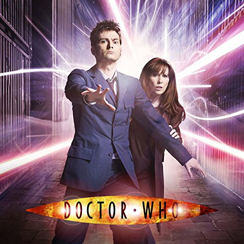 Doctor Who: The Complete Fourth Series [Blu-ray] DVD