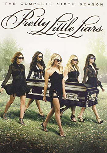 Pretty Little Liars: Season 6 DVD