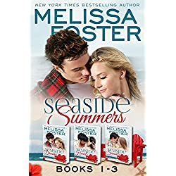 Seaside Summers (Books 1-3, Boxed Set): Love in Bloom (Love in Bloom: Seaside Summers)