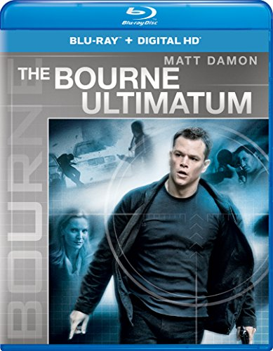 The Bourne Ultimatum [Blu-ray] DVD