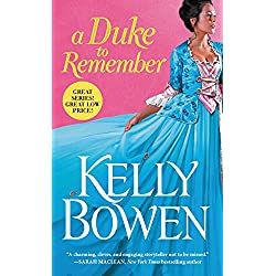 A Duke to Remember (A Season for Scandal Book 2)