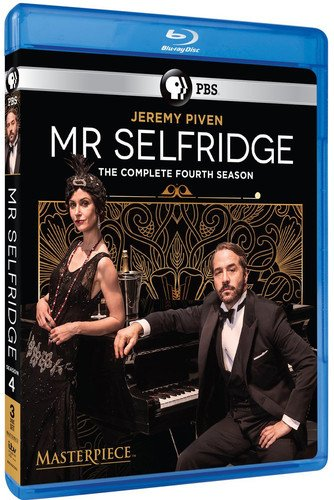 Masterpiece: Mr Selfridge - Season 4 [Blu-ray] DVD