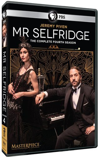 Masterpiece: Mr Selfridge - Season 4 DVD